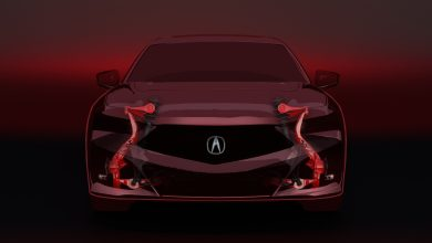 Photo of 2021 Acura TLX Built on Dedicated Sport Sedan Architecture with Double Wishbone Front Suspension