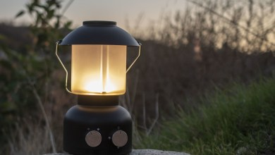 Photo of Gleam Outdoor Launches Atom Lantern Kickstarter