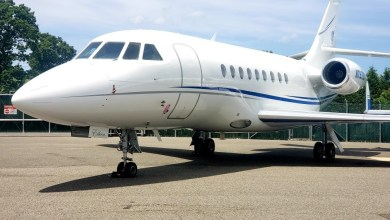 Photo of Talon Air Begins Westward Expansion with New Falcon 2000
