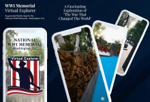 Photo of Virtual WWI Memorial App Now Available