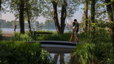 Photo of World's first 3D printed FRP footbridge paves way for circular composites