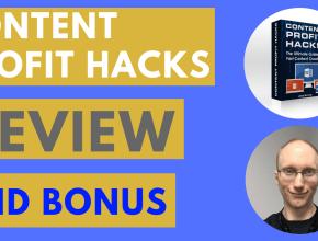 Content Profit Hacks Review thumbnail