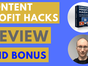 Content Profit Hacks Review thumbnail