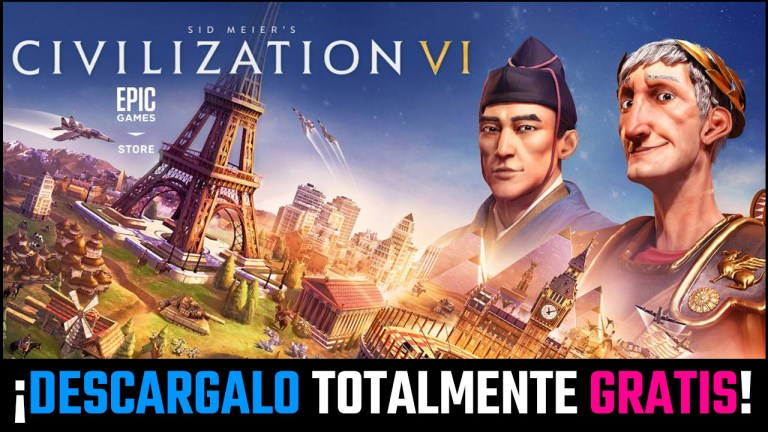 DESCARGA CIVILIZATION 6 GRATIS