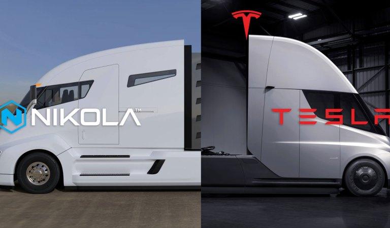 Nueva competencia para Tesla Motors, Nikola Motors se dispara en su primera semana de cotizar en NASDAQ