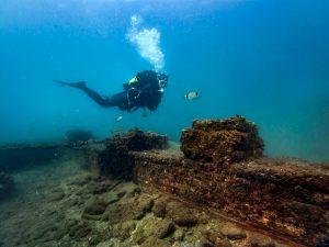 7 Ciudades Submarinas reales que no son la Atlántida