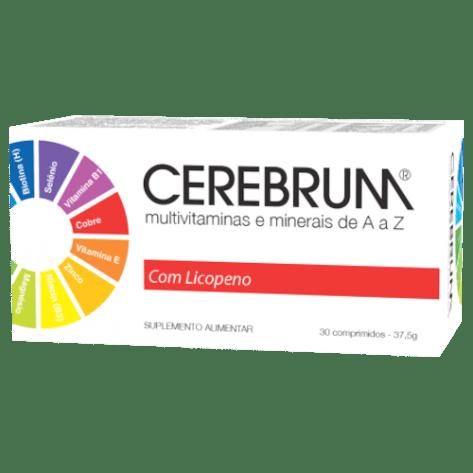 Cerebrum Multivitaminas e Minerais