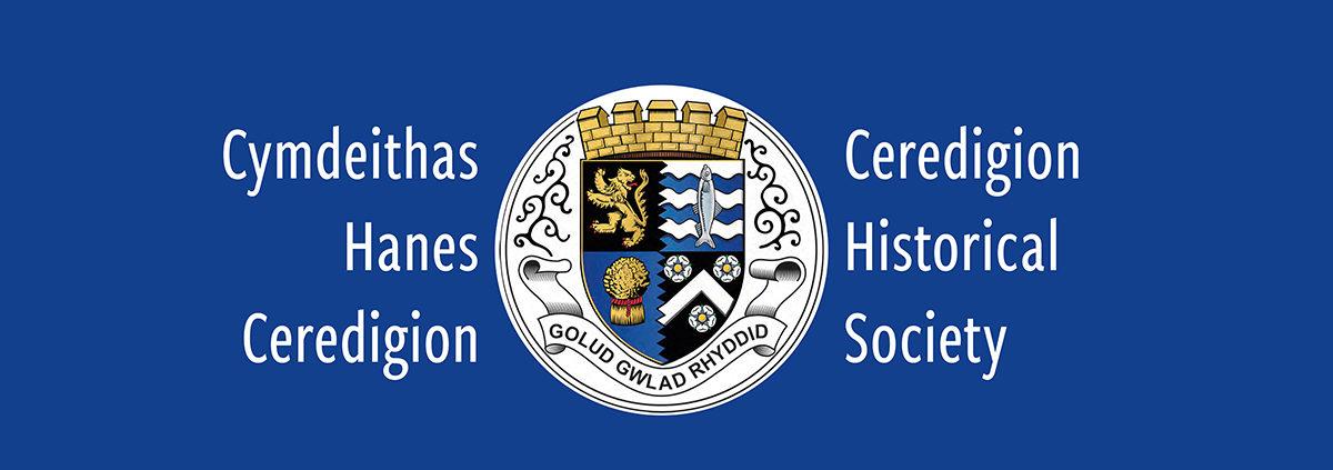 Cymdeithas Hanes Ceredigion - Ceredigion Historical Society Logo