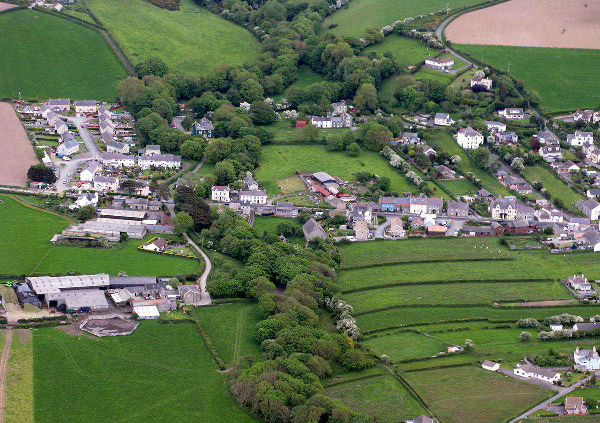 Llanon History - Discover the archaeology, antiquities and history of Ceredigion