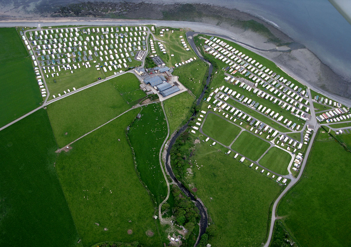 Morfa and Pengarreg Caravan Parks Llanrhystud - Discover the archaeology, antiquities and history of Ceredigion