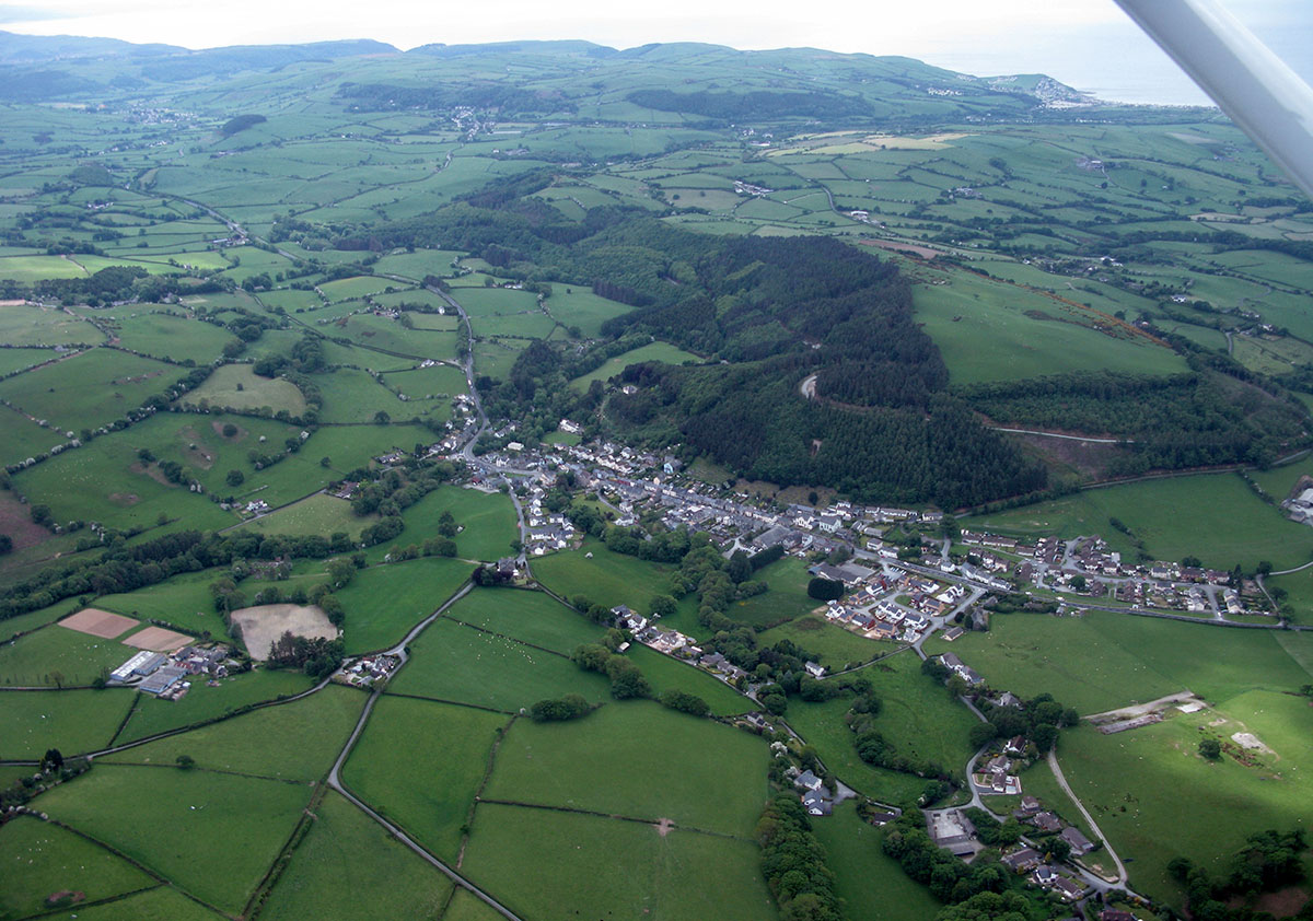 Talybont antiquity - Discover the archaeology, antiquities and history of Cardiganshire