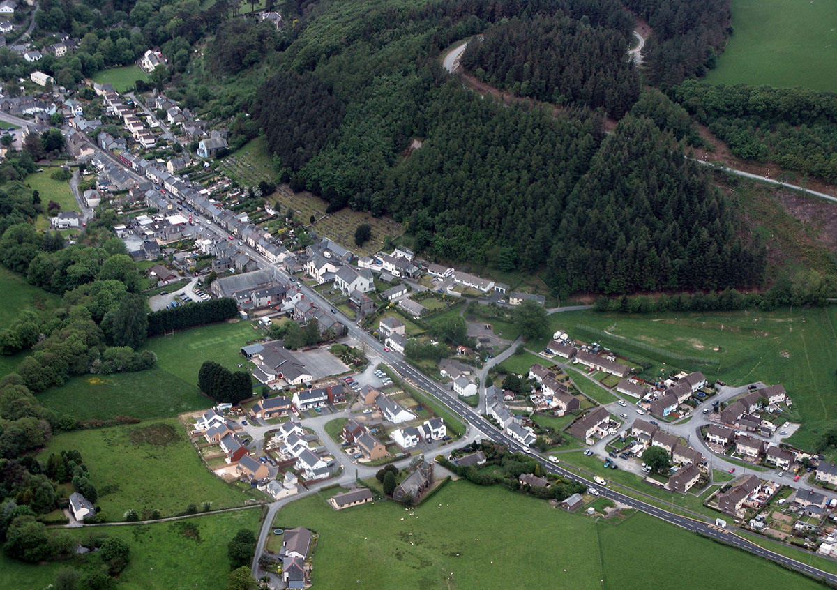 Talybont history - Discover the archaeology, antiquities and history of Ceredigion
