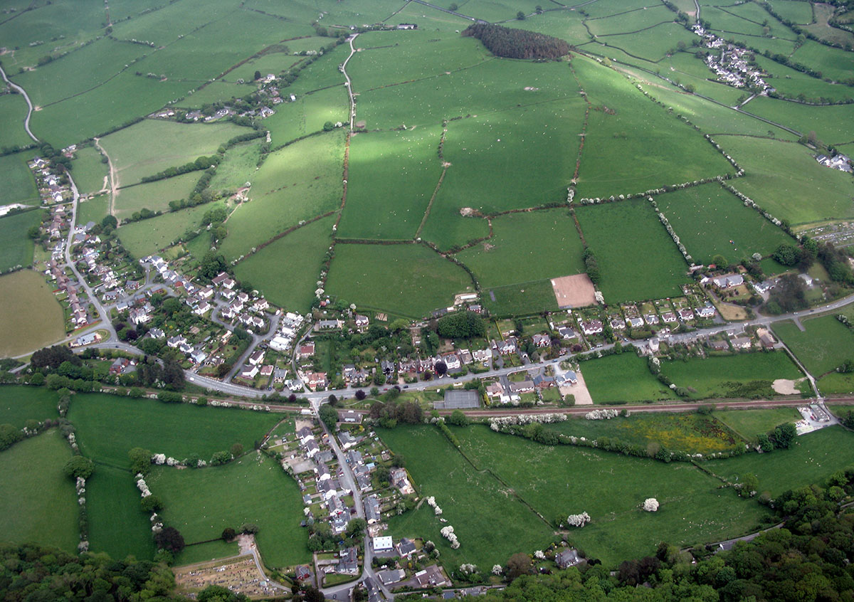 Llandre Church – Discover the archaeology, antiquities and history of Ceredigion