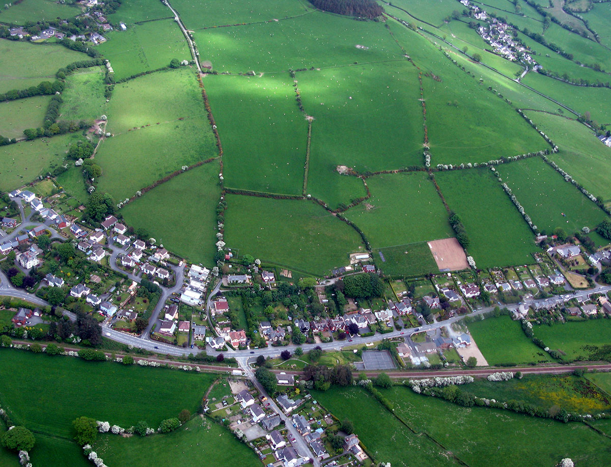 Llandre History – Discover the archaeology, antiquities and history of Ceredigion
