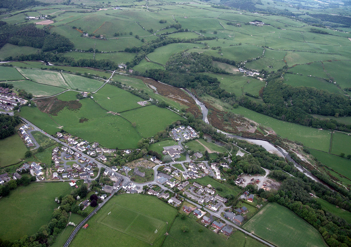 Llanilar pub – Discover the archaeology, antiquities and history of Ceredigion