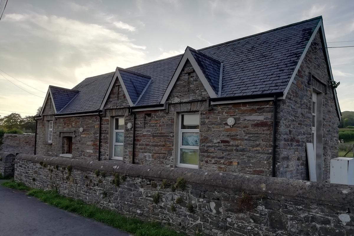 Trefilan Primary school, Ceredigion, closed 2015