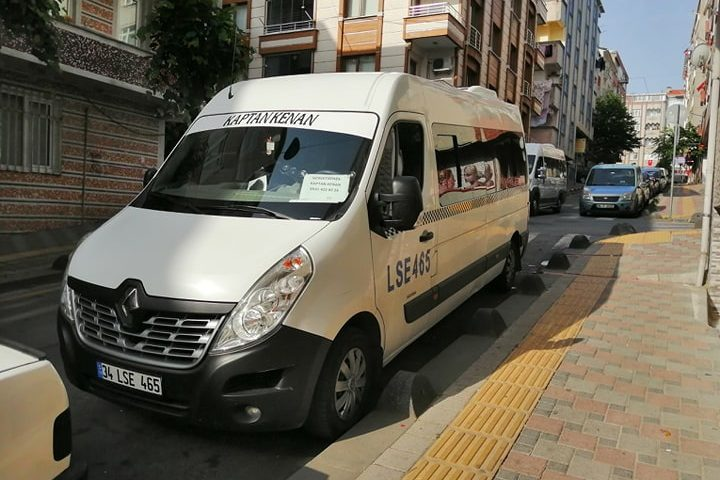 Beşiktaş öğrenci servisi