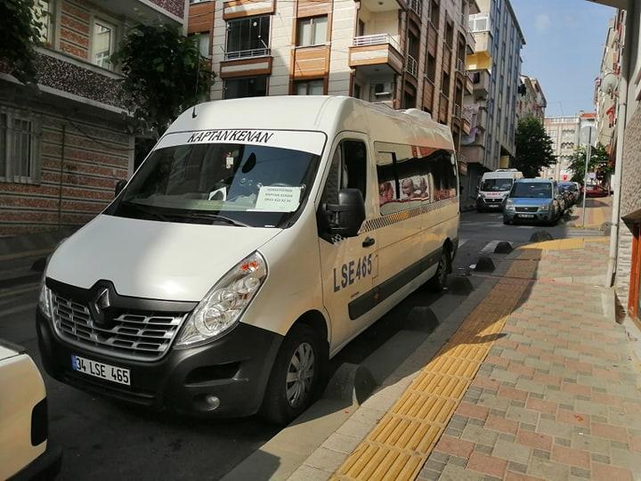 Zeytinburnu Servis Taşımacılığı