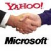 Microsoft ve Yahoo Resmen Anlaştı!