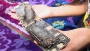 iPhone 6 patladı iddiası