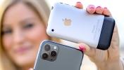 iPhone 11 Pro ve ilk iPhone kamera karşılaştırması