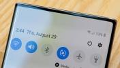 Galaxy Note 11 ön kameraya veda edebilir