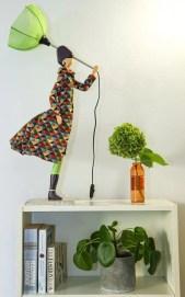 Lampa Bo iz kolekcije Skitso girls