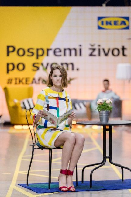 IKEA fashion show 2019 - Photo Ziga Intihar-177