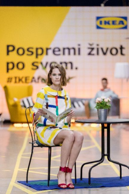 IKEA fashion show 2019 - Photo Ziga Intihar-177