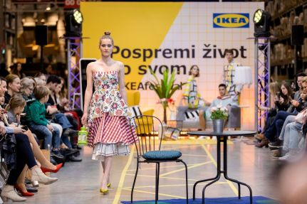 IKEA fashion show 2019 - Photo Ziga Intihar-181