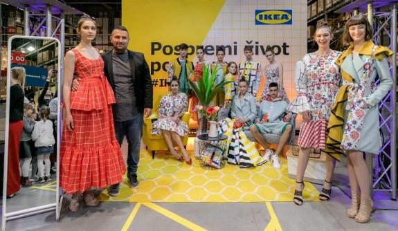 IKEA fashion show 2019 - Photo Ziga Intihar-205