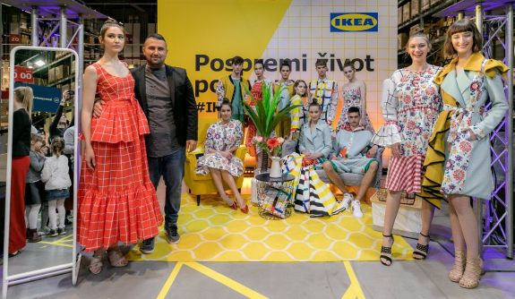 IKEA fashion show 2019 - Photo Ziga Intihar-205