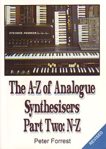 A'dan Z'ye Analog Synthesizerlar M-Z