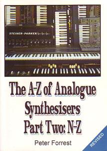 A'dan Z'ye Analog Synthesizerlar M-Z