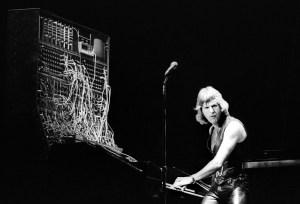 Keith Emerson Moog