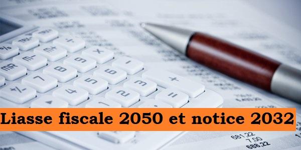 FISCALE 2033 LIASSE TÉLÉCHARGER