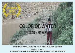 16.  COLOR OF WATER