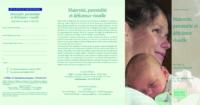 Depliant 400×210 Maternité et déficience visuelle