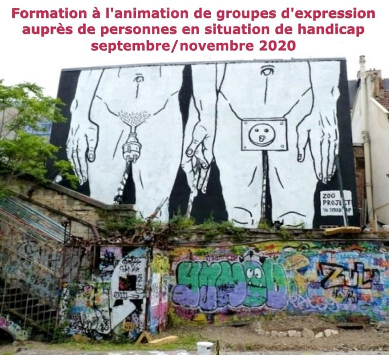 GEVAS 2020 : Formation à l'animation de groupes d'expression en santé sexuelle