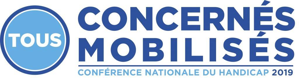 Logo Tous concernés, Tous impliqués CNH 2019