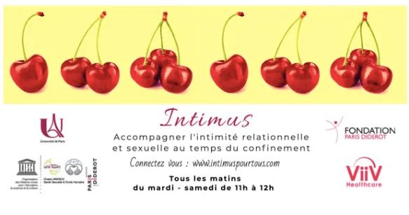 """""""INTIMUS"""" : des conférences pour nous accompagner en ces temps de confinement"""