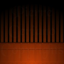 Halloween wainscot 2 Shadow effect s
