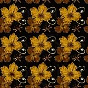 Golden flowers I - Bright s