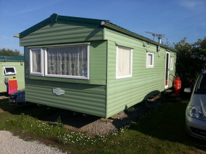 The caravan - Parkdean Mullion
