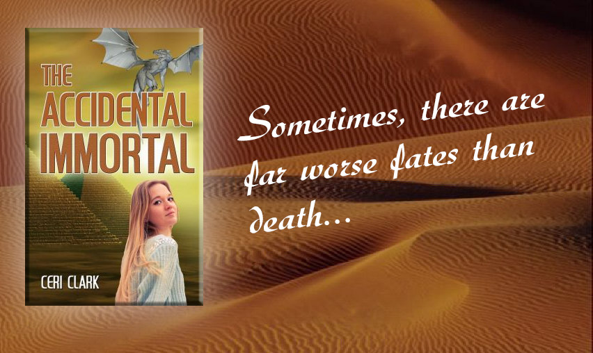 Accidental Immortal Chapter 5 – Scorpion (Serialisation)