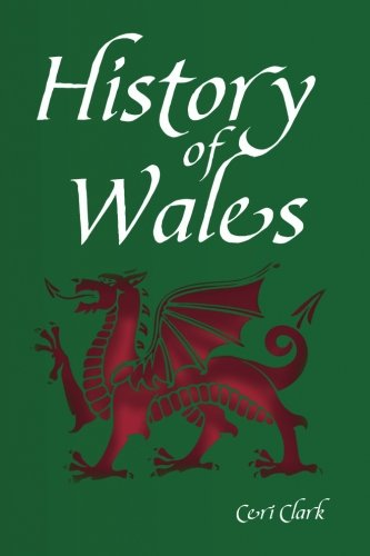 History of Wales: A Discreet Password Book for People Who Love Wales (Disguised Password Book Series)