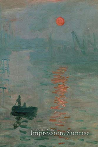 Claude Monet Impression, Sunrise: Disguised Password Journal, Phone and Address Book for Your Contacts and Websites (Quill Contacts & Password Books)