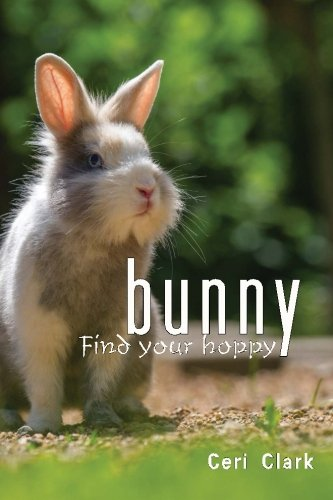Bunny Find Your Hoppy: A disguised password book and personal internet address log for rabbit lovers (Disguised Password Book Series) (Volume 4)