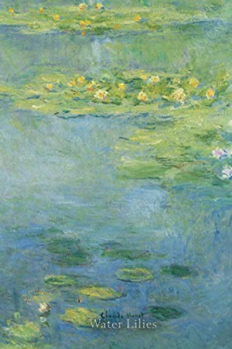 Claude Monet Water Lilies: Disguised Password Journal, Phone and Address Book for Your Contacts and Websites (Quill Contacts & Password Books)