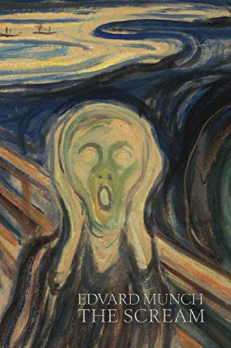 Edvard Munch The Scream: A Disguised Internet Password, Phone and Address Book for Your Contacts and Websites (Quill Contacts & Password Books)